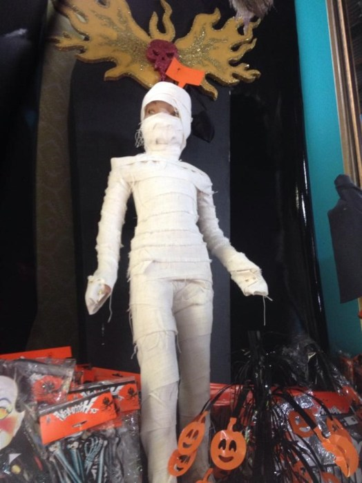 Dummy Mummy Halloween