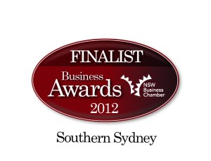 Finalist Business Awards 2012