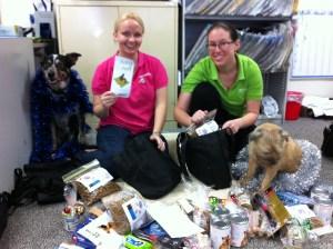 RG donates to RSPCA NSW Living Ruff Program