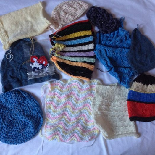 Inner West Women's Shed Knitted Fancies