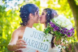 gay marry woman