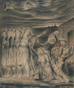Holy Tues William Blake virgins