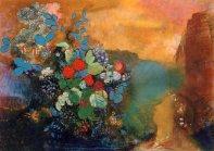 flowers Odilon Redon