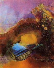 mountain Odilon Redon