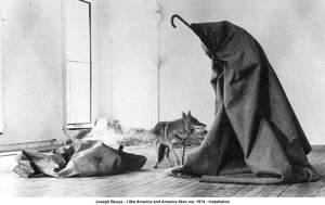 Joseph Beuys i like america