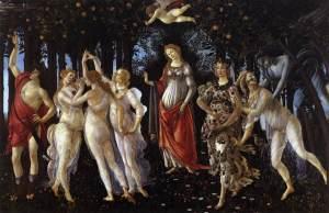primavera Sandro Botticelli