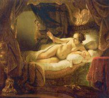 Rembrandt Danaë