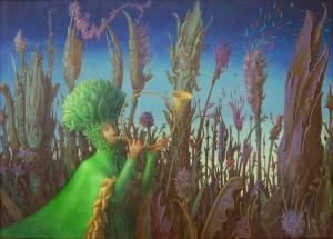corn spirit! Wolfgang Harms