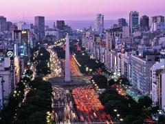 july9 ave Argentina