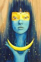 new moon bluewoman!