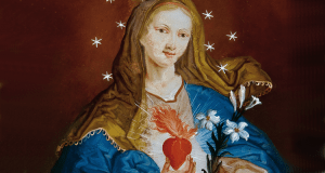 immaculate-heart-of-mary-hinterglasbild