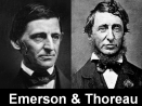 Emerson-Thoreau