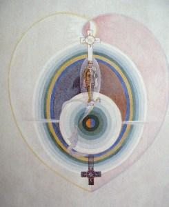 hilma-af-klint-rose-cross