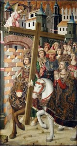 heraclius-returns-the-true-cross-to-jerusalem-anachronistically-accompanied-by-saint-helena-15th-century-spain
