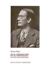 9783907564226: D. N. Dunlop. Ein Zeit- und Lebensbild by Thomas Meyer; Owen  Barfield - AbeBooks: 3907564227