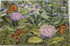 Monarch Butterfly Art Lesson