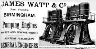 Rethinking James Watt: Birmingham... - ERIH - European Route of Industrial  Heritage | Facebook