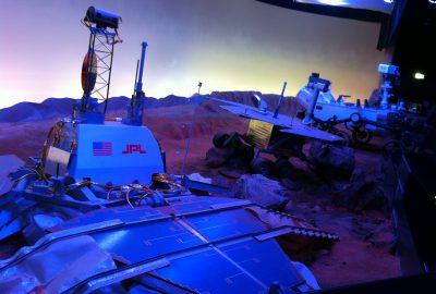 les différents rovers martiens du JPL