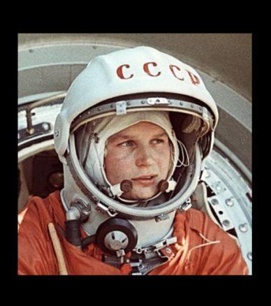 Valentina Terechkova le 16 juin 1963