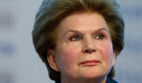 Valentina Tereshkova en 2013