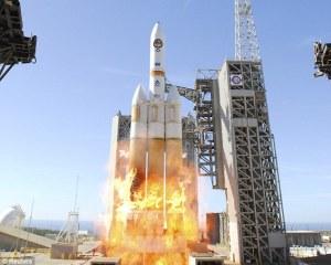 le lanceur Delta IV-Heavy