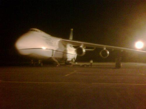 1ère photo postée sur Twitter quelques minutes aprèsl'aterrissage par l'ESA