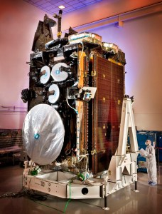 AEHF SV1 Source : http://spacefellowship.com/