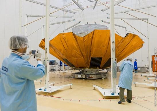 Source ESA/CNES