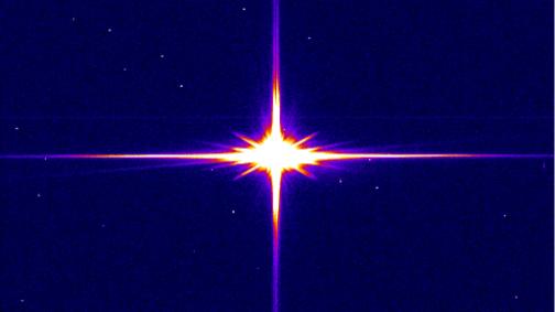 Sadalmelik par Gaia (source ESA/Astrium)