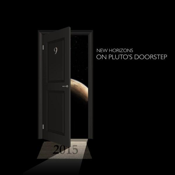 New Horizons aux porte de Pluton