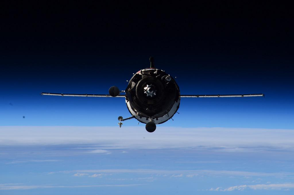 SoyuzTMA16-Astroterry