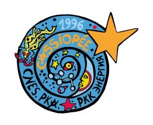 Logo de la mission Cassiopée (source ESA)