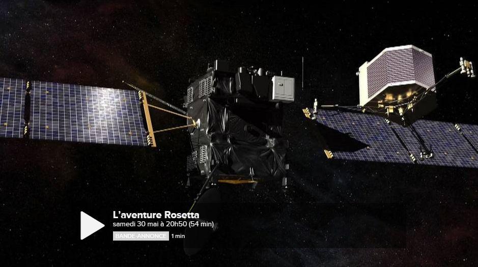 Arte – L'aventure Rosetta