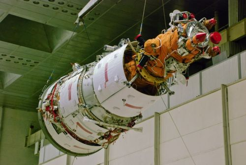 Un satellite Kobalt-M (ici le n°5) (source htt mapgroup.com.ua/)