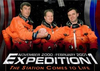 """Expedition 1 : la Station prend vie"""