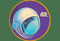 Logo de l'Association des Space Explorers (ASE)