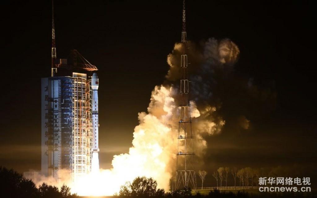 gaofen10-CZ4-launch