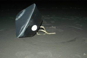 La capsule Stardust de retour d'échantillons d'une comète (credit NASA)