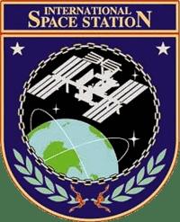Logo de la Station Spatiale Internationale
