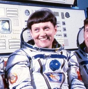 25 juillet 1984 : Première sortie spatiale pour une femme Svetlana Savitskaya