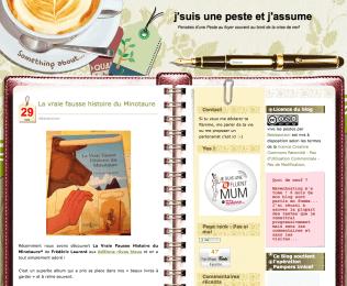 Novembre 2014 La Vraie Fausse Histoire du Minotaure http://www.vivelespestes.fr/2014/11/29/la-vraie-fausse-histoire-du-minotaure/