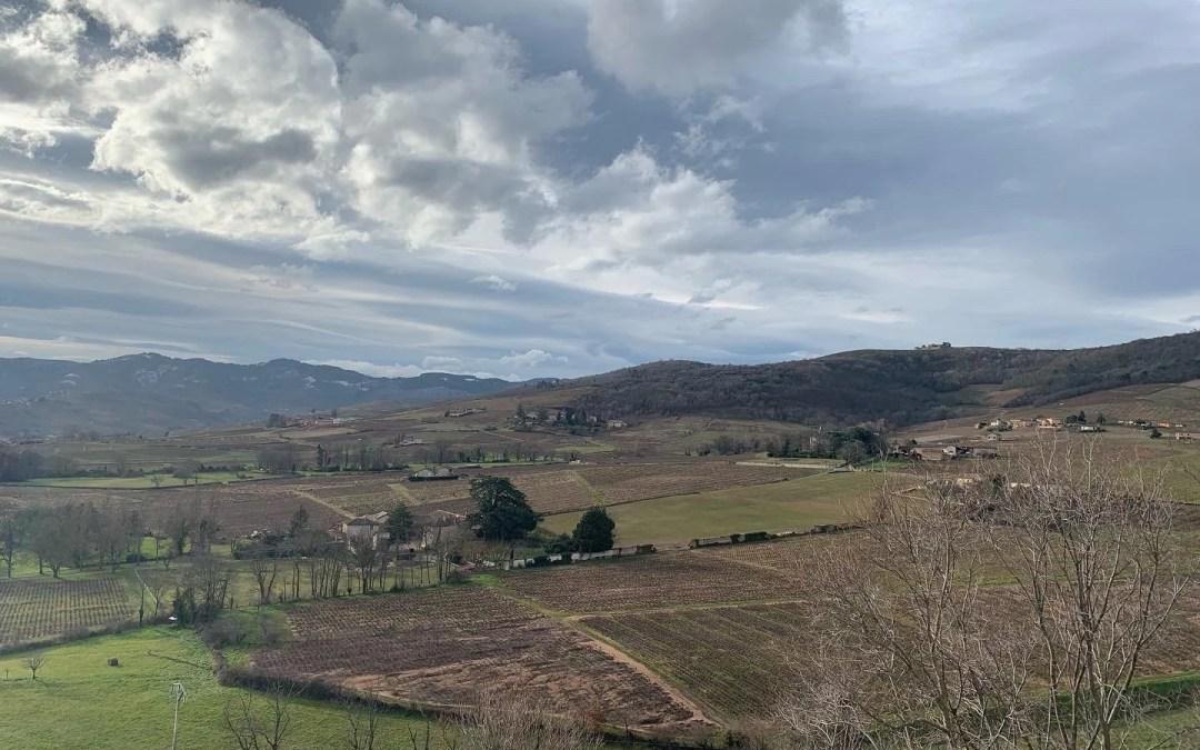 Saint-Etienne-la-Varenne: un joli village