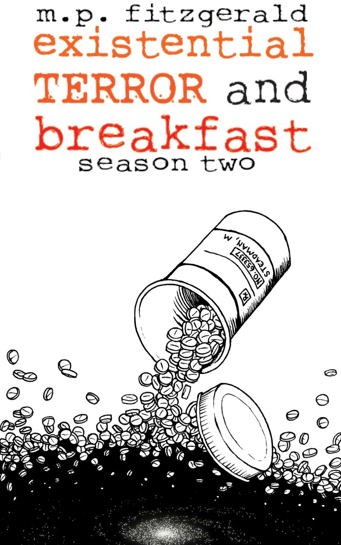 Book Cover: Existential Terror and Breakfast: Season Two