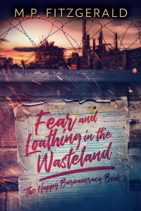 Book Cover: Fear and Loathing in the Wasteland