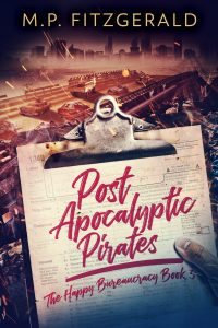 Book Cover: Post-Apocalyptic Pirates