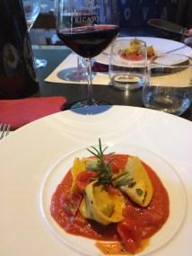 Menu Degustação no L'Osteria no Barone Ricasoli