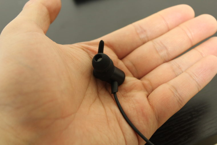 Anker SoundBuds Slimのイヤーピース