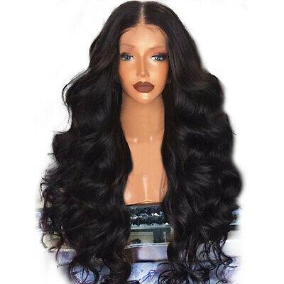 Black Wigs Brazilian Remy Women Hair Body Wave Wigs For Women Natural Beauty US