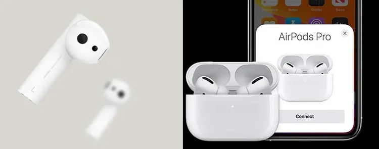 Xiaomi Mi Air 2 (Airdots Pro 2) vs Apple AirPods Pro: Perché vale la pena acquistare Xiaomi Air 2 rispetto ad AirPods Pro?