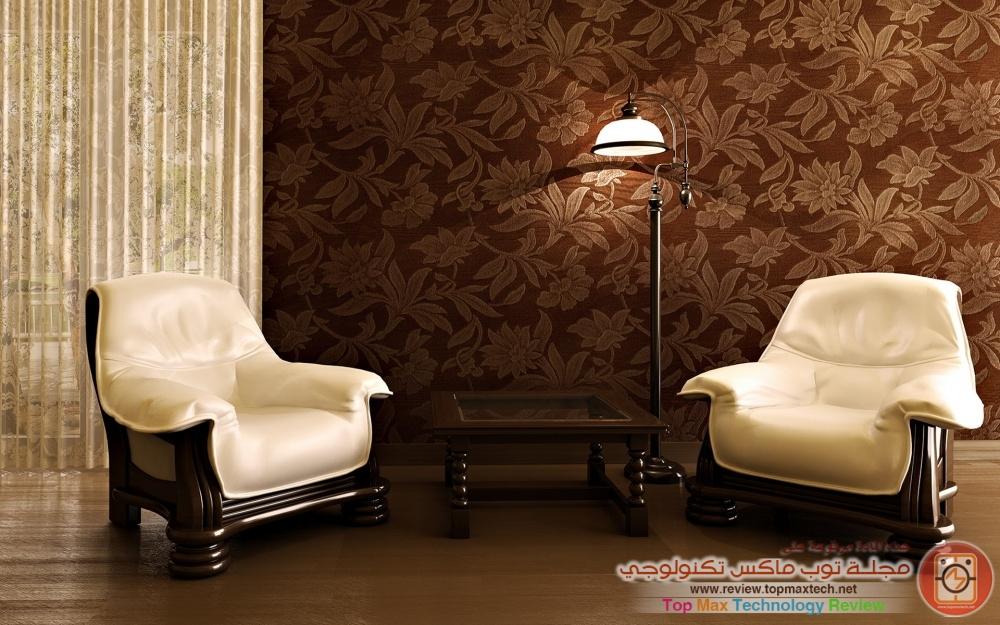 Living Room Decoration 3d